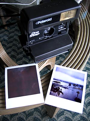 Polaroid Test