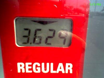 Regular Gas Prices