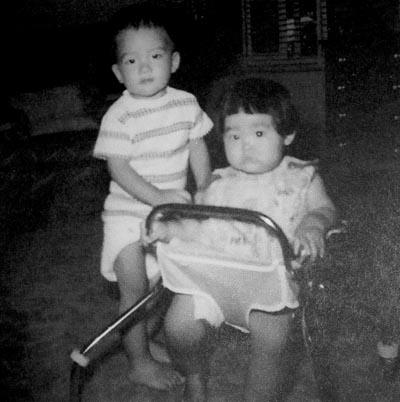 Glenn and Cheryl