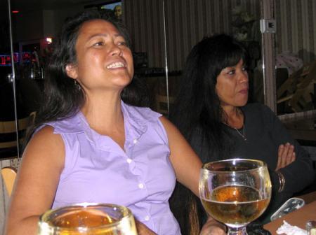 Verna & Priscilla
