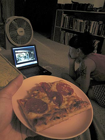 Post Movie Pizza