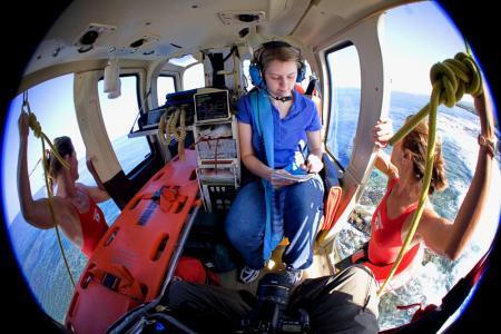 Erin in Chopper 2