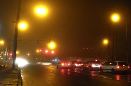 Waimea Fog