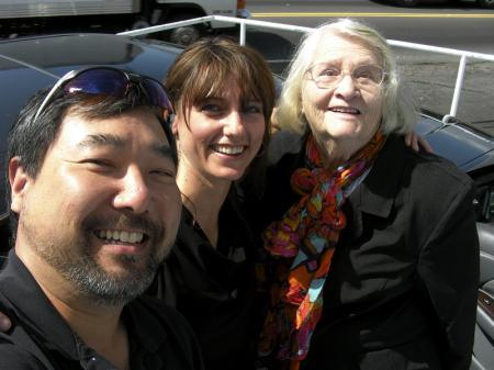 Baron, Melinda, Mary Frances