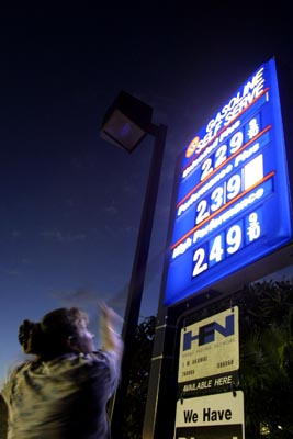 Gas Prices 2004