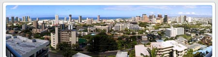 Honolulu Pano