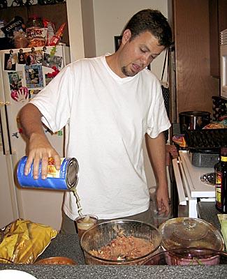 Travis Mixologist