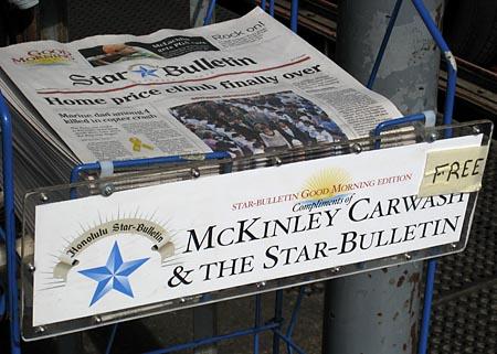 Free Star-Bulletin