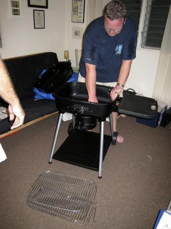 Grill Assembly