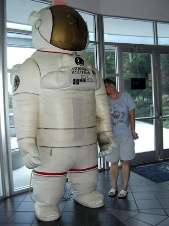 Astronaut Diane