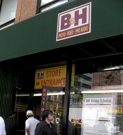 B&H Photo-Video