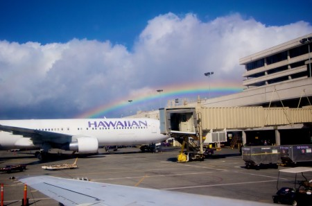 Honolulu International Airport Thursday, December 22, 2011